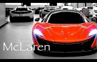 The History of McLaren Automotive
